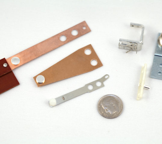 BRACKETS AND SWITCH HARDWARE